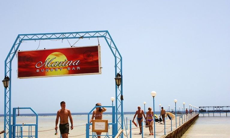 Bliss Marina Beach Resort Marsa Alam Egypt Season Deals From 139